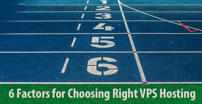 6 yếu tố bạn cần cân nhắc khi lựa chọn VPS